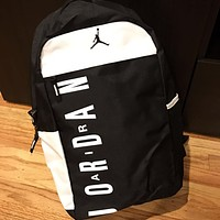 Air Jordan street fashion men and women outdoor travel bag wild casual backpack #2