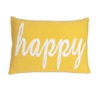 Suzie Happy Pillow Room Decor