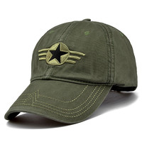 Fashion New Outdoor Camo baseball hats Men Casual Top Quality Peaked Caps 55-59cm