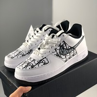 Nike Air Force 1 Trendy low-top sneakers classic casual sports sneakers-11