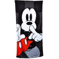 Kids, Toddlers, Disney Mickey Mouse Beach Towel