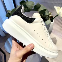 Alexander McQueen 2019 new women's thick-soled platform shoes