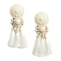 H&M Earrings with Tassels $7.95