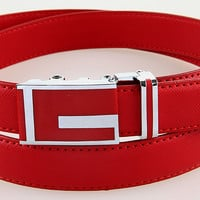 High quality women genuine leather belt brand designer womans belt for jeans pants trousers G buckle belt width 2.3cm