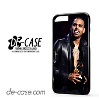 Chris Brown Winning Grammy For Iphone 6 Iphone 6S Iphone 6 Plus Iphone 6S Plus Case Phone Case Gift Gift Present