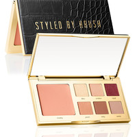 limited-edition Styled by Hrush eye & cheek palette from tarte cosmetics