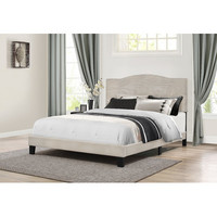 House of Hampton Balster Upholstered Panel Bed