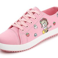Kawaii Cartoon Shoes