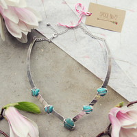 Moon Chime Necklace