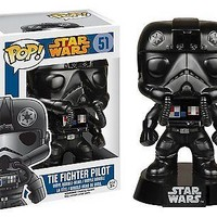 Funko Pop Star Wars: Tie-Fighter Pilot Vinyl Figure