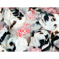 Salt Water Taffy - Holstein Cow Spotted: 5LB Bag