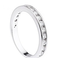 Marianne Song Cubic Zirconia Ring Made In Monaco