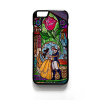 Beauty and the Beast Disney For Iphone 4/4S Iphone 5/5S/5C Iphone 6/6S/6S Plus/6 Plus Phone case ZG