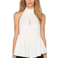 Elizabeth and James Perth Tank in Ivory