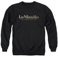 Les Miserables - Logo Adult Crewneck Sweatshirt