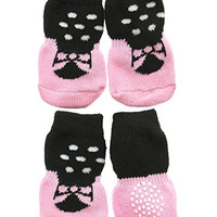 Ballerina Pet Socks | Chihuahua Clothes and Accessories at the Famous Chihuahua Store!
