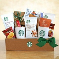 Classic Starbucks Coffee and Cocoa Gift Box
