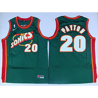 Gary Payton, Seattle Supersonics #20