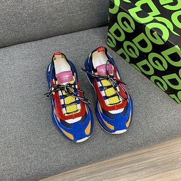 DG  Woman's Men's 2020 New Fashion Casual Shoes Sneaker Sport Running Shoes  0412gh