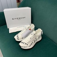 Givenchy Men Fashion Boots fashionable Casual leather Breathable Sneakers Running Shoes-26
