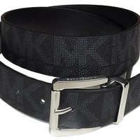 Michael Kors Women's Reversible Logo Belt