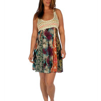 Carini Sundress from Funky Wolf Cafe