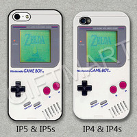 Please Choose Case Model, iPhone 4 Case, iPhone 4S Case, iPhone 5 Case, iPhone 5S Case, Cover for iphone, GameBoy Design