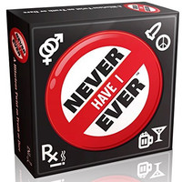 Never Have I Ever - The Classic Drinking Game for Adults - Great Game for a Party or Weekend Night, You Will Laugh Non-stop and You Will Learn Everything About Your Friends When You Play