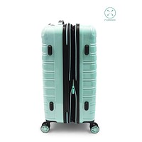 2 Piece Hardside Spinner Luggage Suitcases