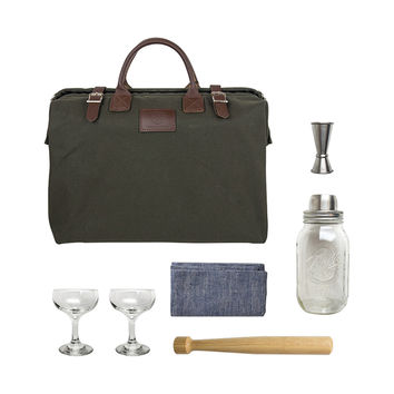 8-Pc. Bar in a Bag Cocktail Set