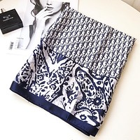 Onewel Dior New fashion more letter print couple scarf