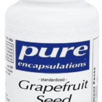 Pure Encapsulations Grapefruit Seed Extract 120 Vegetable Capsules
