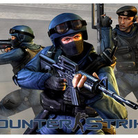 Counter-Strike Video Game Poster 11x17