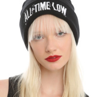 All Time Low Logo Watchman Beanie