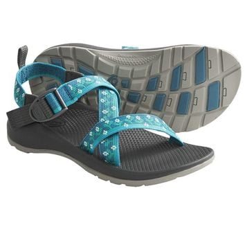 Chaco Z/1 Ecotread Sport Sandals (For Kids and Youth)