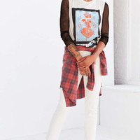 Silence + Noise Infinite Love Muscle Tee - Urban Outfitters