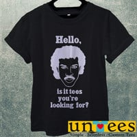 Lionel Richie Hello Is It Tees You are Looking For Men T Shirt