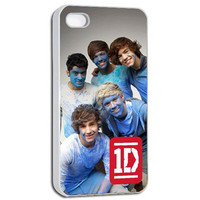 One Direction 1D iPhone 5 Case Cover 208