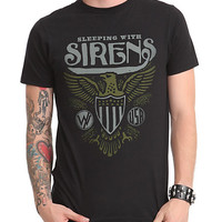 Sleeping With Sirens Eagle T-Shirt