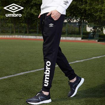 Umbro 2017 New Men Autumn Comfort Training Sports Pants Leisure Sportswear Long Trousers Running Pants UO173AP2311