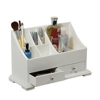 "Richards Homewares Personal Organizer - White - 14"" x 6"" x 9"""