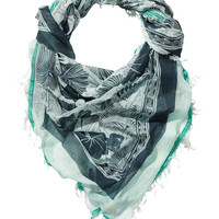 printed scarf - Scotch & Soda