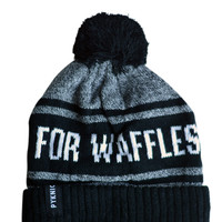 Weekends Are For Waffles Beanie