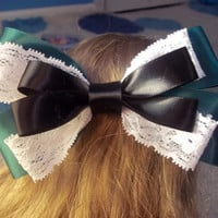 Haunted Mansion Inspired Disney Bow