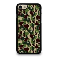 BAPE BATHING APE CAMO iPhone 7 Case Cover