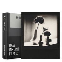 IMPOSSIBLE B&W Film for 600 Black Frame