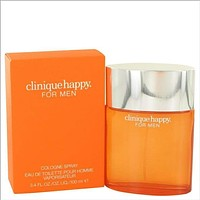 HAPPY by Clinique Cologne Spray 3.4 oz for Men