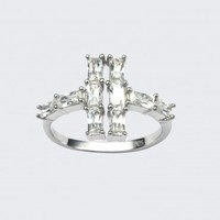Lateral Ring by V Jewellery , Designer Fashion Jewellery Jewellery, Kabiri Jewellery Store Online