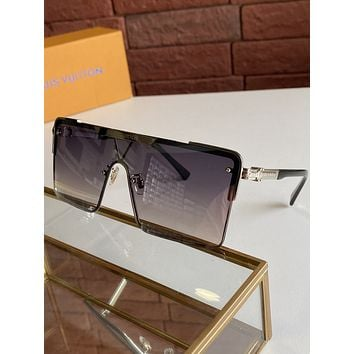 LV Fashion Woman Summer Sun Shades Eyeglasses Glasses Sunglasses