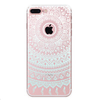 Uniue Lace iPhone 7 7Plus & iPhone se 5s 6 6 Plus Case Cover +Gift Box-91
